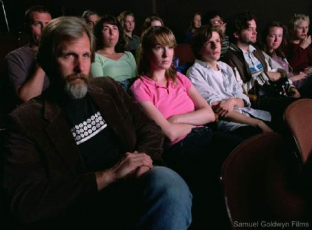 Jesse Eisenberg Left to right: Jeff Daniels (Bernard Berkman), Halley Feiffer (Sophie) and  (Walt Berkman) in Samuel Goldwyn Films' drama The Squid and the Whale - 2005
