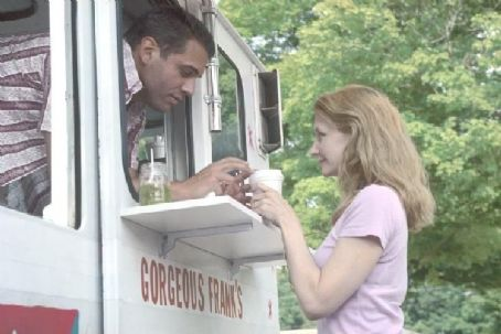 Bobby Cannavale Patricia Clarkson and  in The Station Agent