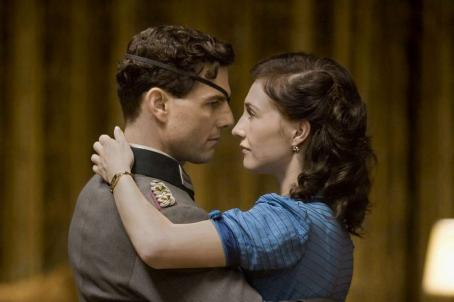Carice van Houten TOM CRUISE stars as Claus von Stauffenberg and CARICE VAN HOUTEN as his wife, Nina, in the suspense thriller VALKYRIE. VALKYRIE opens in theatres nationwide on December 25, 2008. © 2008 United Artists Production Finance, LLC. All rights reserved.