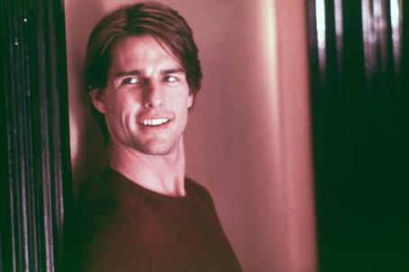 Tom Cruise as David Aames in Paramount's Vanilla Sky - 2001