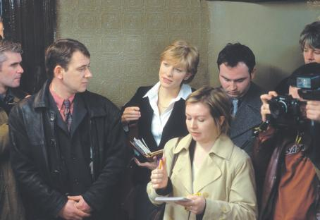 Veronica Guerin Cate Blanchett stars as  (center)