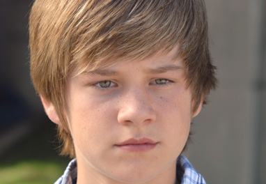 Luke Benward star as Charlie Tuttle in Disney Channel 'Minutemen.'