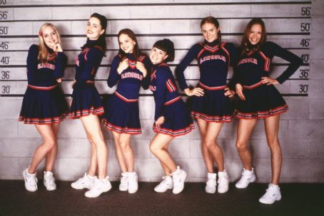 Sugar & Spice Marley Shelton, Melissa George, Mena Suvari, Sarah Marsh, Rachel Blanchard and Alexandra Holden in New Line's Sugar and Spice - 2001