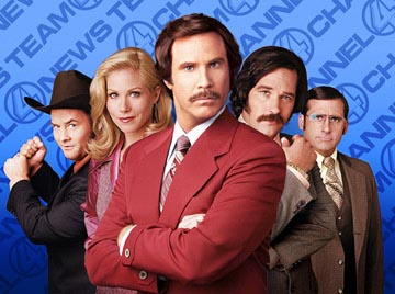 Paul Rudd Anchorman: The Legend of Ron Burgundy (2004)