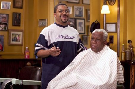 Barbershop 2: Back in Business Ice Cube as Calvin Palmer in Barbershop 2 - 2004