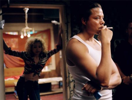 Paula Jai Parker , Terrence Howard; Photo By: Alan Spearman.