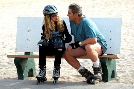 Dyan Cannon  and Michael Nouri in Boynton beach Club, directed by Susan Siedelmen, a Roadside Attractions and Samuel Goldwyn Films release.