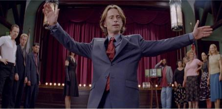 Robert Carlyle  as Frank Keane in Musical Comedy Marilyn Hotchkiss' Ballroom Dancing and Charm School - 2006