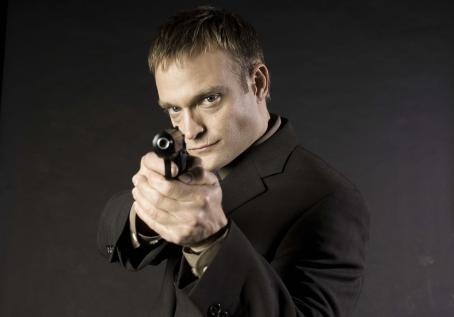 Chad Allen  star as Donald Strachey in Regent Entertainment's, Shock to the System - 2006