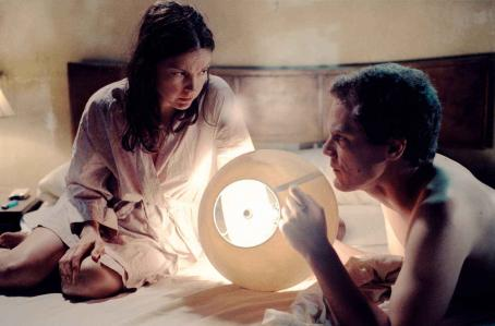 Michael Shannon Agnes White (Ashley Judd) and Peter Evans () in William Friedkin's BUG. Photo credit: Anthony Friedkin.