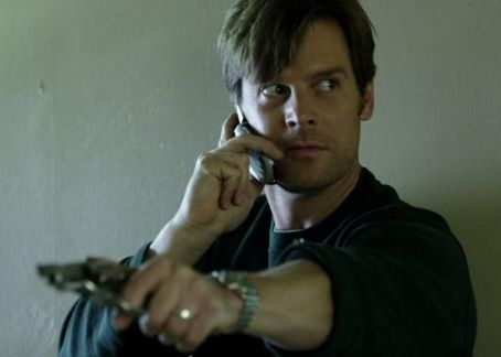 Peter Krause  as Terry Allen in Civic Duty - 2007