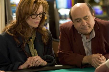 Even Money Kim Basinger and Danny DeVito in , a Yari Film Group release.  ©2007 Yari Film Group Releasing.