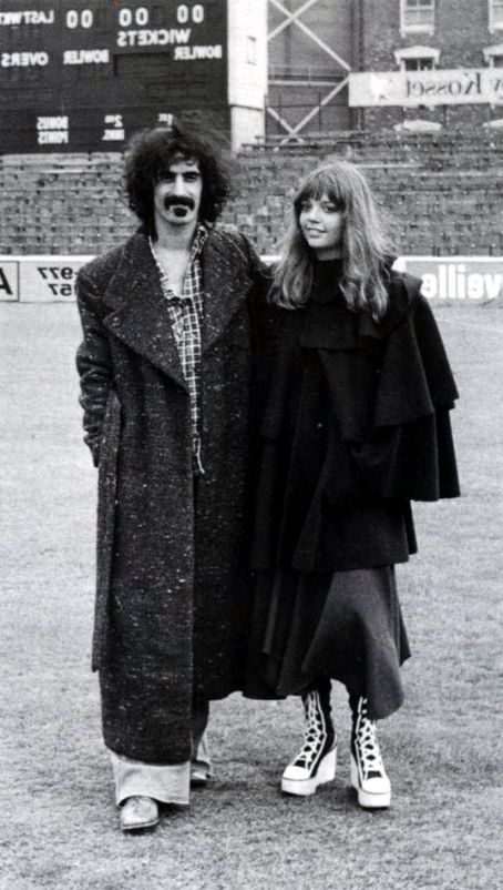 Gail Zappa Frank Zappa and