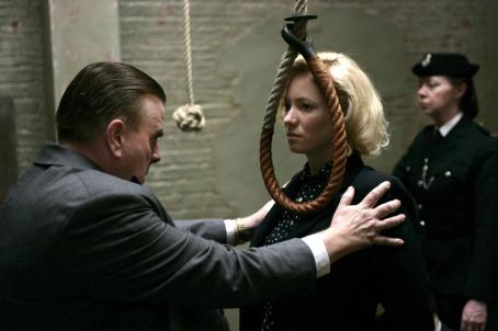 "Albert Pierrepoint From Left to Right: Timothy Spall ("""") and Mary Stockley (""Ruth Ellis"") in a scene from PIERREPOINT directed by Adrian Shergold. An IFC Films release."