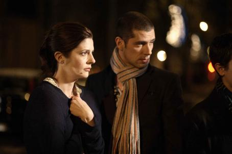 Melvil Poupaud  as Ivan and Chiara Mastroianni as Sylvia in A CHRISTMAS TALE directed by Arnaud Desplechin. Photo By: ©Jean-Claude Lother - Why Not Productions. An IFC Films release.