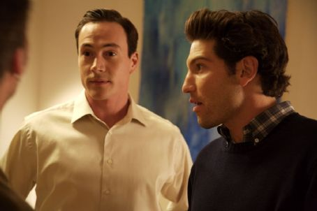 Jon Bernthal Chris Klein as George Rifkin and  as James Dixon in First Look International 'Day Zero.'