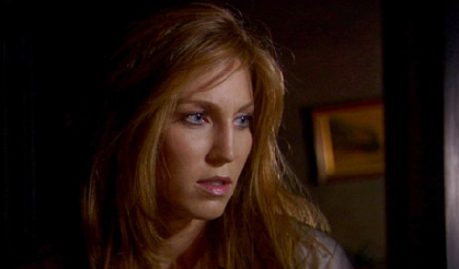 Gillian Shure  star as Kate Edison in Yossi Sasson horror movie 'Dead and Gone.'