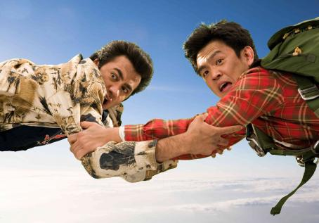 "John Cho Kal Penn (left) stars as ""Kumar"" and  (right) stars as ""Harold"" in New Line Cinema's release HAROLD AND KUMAR ESCAPE FROM GUANTANAMO BAY. Photo Credit: Jaimie Trueblood/New Line Cinema"