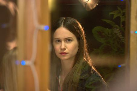Katherine Waterston  star as Shirley in Peace Arch Releasing 'The Babysitters.'