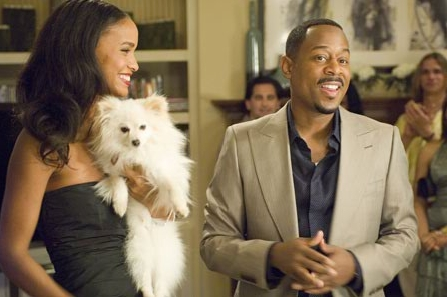 Welcome Home, Roscoe Jenkins Joy Bryant and Martin Lawrence in Universal Pictures' Welcome Home Roscoe Jenkins.