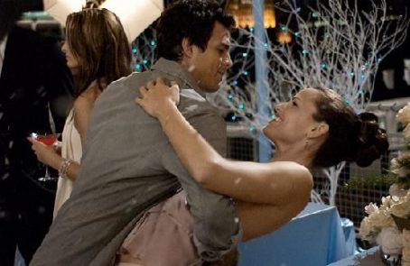 13 Going on 30 Mark Ruffalo and Jennifer Garner in  - 2004