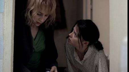 4 Months, 3 Weeks and 2 Days Anamaria Marinca as Otilia and Laura Vasiliu as Gabita in 4 MONTHS, 3 WEEKS AND 2 DAYS directed by Cristian Mungiu. An IFC First Take release.