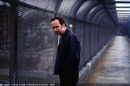 American Splendor Paul Giamatti as Harvey Pekar in Fine Line's  - 2003