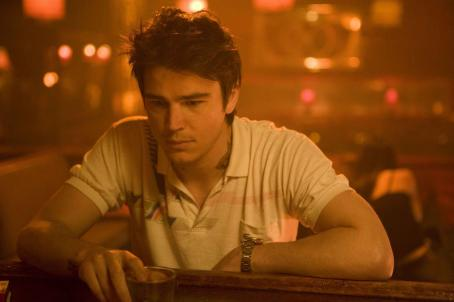 August Tom (Josh Hartnett) stars in Austin Chick drama .