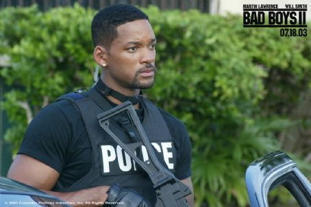 Bad Boys II Will Smith in Columbia's  - 2003