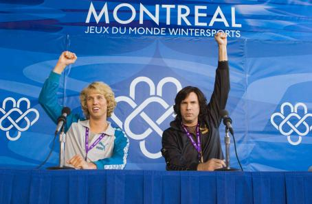 Jon Heder  and Will Ferrell played as Jimmy and Chazz in Paramount Pictures upcoming movie 'Blades of Glory' 2007