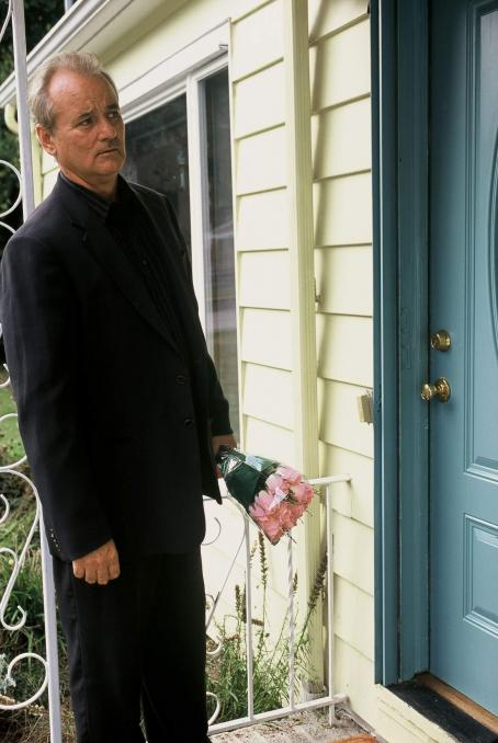 Bill Murray  stars in Jim Jarmusch's BROKEN FLOWERS, a Focus Features release. Photo by David Lee.