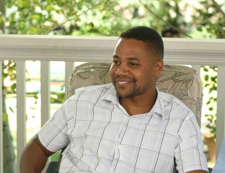 Cuba Gooding Jr.  stars in DADDY DAY CAMP, a TriStar Pictures release. Photo credit: Susie Ramos
