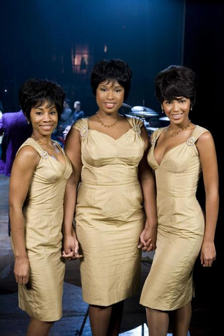 Anika Noni Rose , Jennifer Hudson and Beyonce Knowles in DreamWorks Pictures' and Paramount Pictures' Dreamgirls - 2006