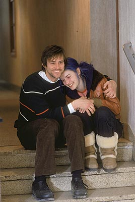 Eternal Sunshine of the Spotless Mind Jim Carrey and Kate Winslet in  - 2004