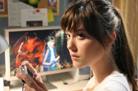 "Final Destination 3 Mary Elizabeth Winstead stars as ""Wendy Christensen"" in New Line Cinema's fright-filled upcoming FINAL DESTINATION 3. Photo Credit: ©2005 Shane Harvey/New Line Productions"