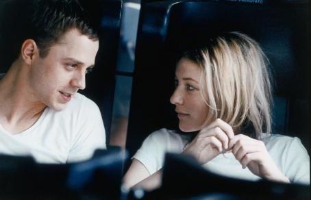 Giovanni Ribisi  and Cate Blanchett in Miramax's Heaven - 2002