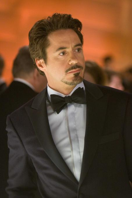Tony Stark Robert Downey Jr. star as /Iron Man in Paramount Pictures' Iron Man