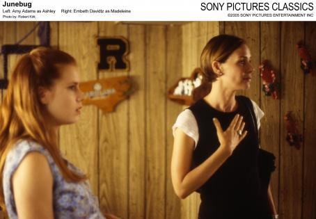 Embeth Davidtz Left: Amy Adams as Ashley; Right:  as Madeleine; Photo by: Robert Kirk.
