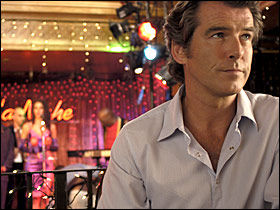 Laws of Attraction Despite his devil-may-care demeanor, Daniel Rafferty (Pierce Brosnan) always plays to win.