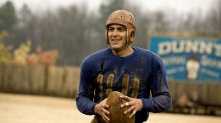 Leatherheads George Clooney star as Jimmy 'Dodge' Connelly in drama comedy '.'