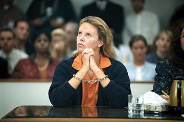 Monster Charlize Theron as Aileen Wuornos in  - 2003