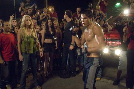 Never Back Down Sean Faris star as Jake Tyler in Summit Entertainment '.' Photo Credit: Gene Page. © 2007 Summitt Entertainment N.V. All Rights Reserved.