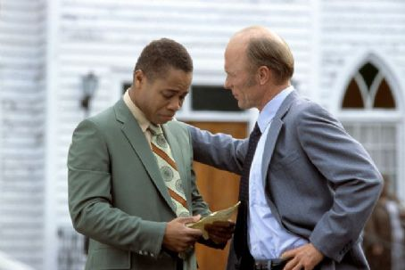 Radio Cuba Gooding Jr. and Ed Harris in  - 2003