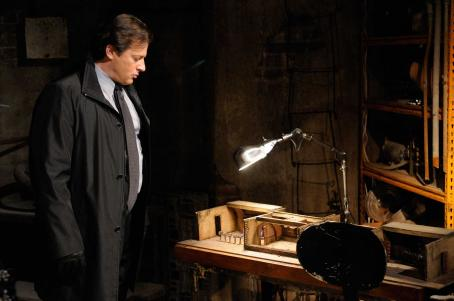 Costas Mandylor Hoffman () in SAW V. Photo credit: Steve Wilke.