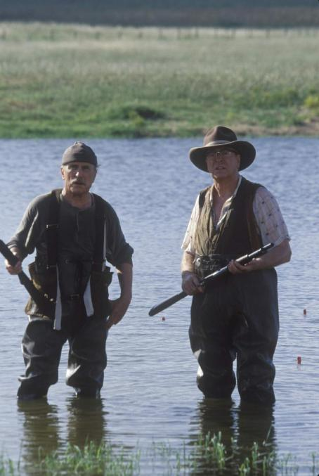 Secondhand Lions Robert Duvall and Michael Caine