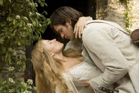 Charlie Cox Sienna Miller as Victoria and  as Tristran in Paramount Pictures' Stardust - 2007