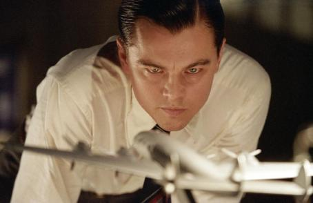 The Aviator Leonardo DiCaprio as Howard Hughes in  - 2004