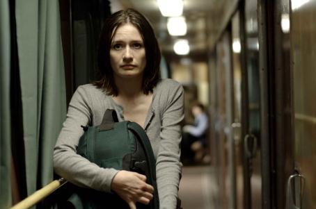 Transsiberian Emily Mortimer plays Jessie, an American tourist traveling on the  Train from Shanghai to Moscow in the feature film, TRANSSIBERIAN. Photo credit: José Haro, courtesy of First Look Studios.
