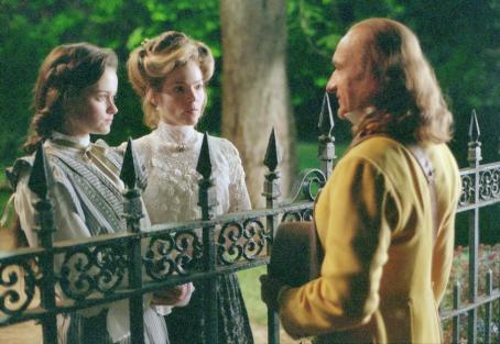 Tuck Everlasting Alexis Bledel, Amy Irving and Ben Kingsley in Disney's  - 2002