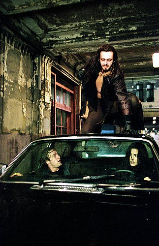 Underworld Kate Beckinsale, Scott Speedman and Michael Sheen in Columbia's  - 2003